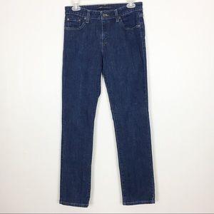 Levi's Mid Rise Skinny Jeans- 8M